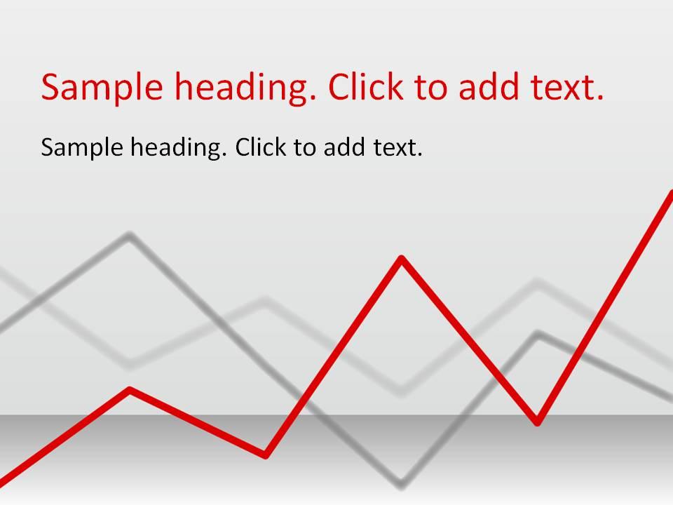 Graph01-PowerPointテンプレートのアイキャッチ画像