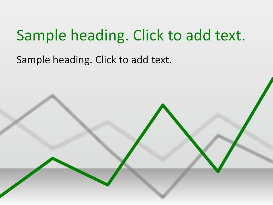 Graph02-PowerPointテンプレートのアイキャッチ画像