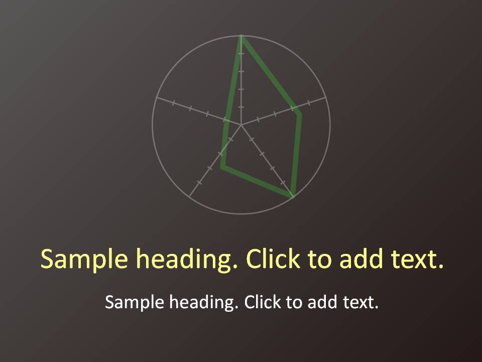Graph08-PowerPointテンプレートのアイキャッチ画像