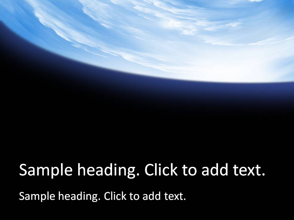 Space02-PowerPointテンプレートのアイキャッチ画像
