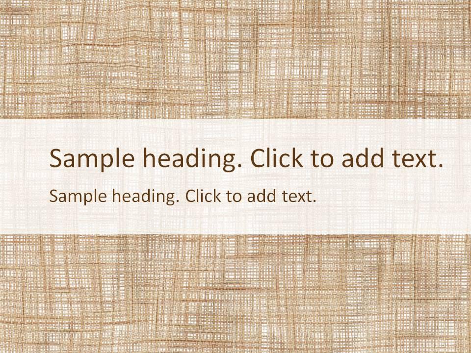 Cloth02-PowerPointテンプレートのアイキャッチ画像