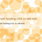 Bubble04-PowerPointテンプレート