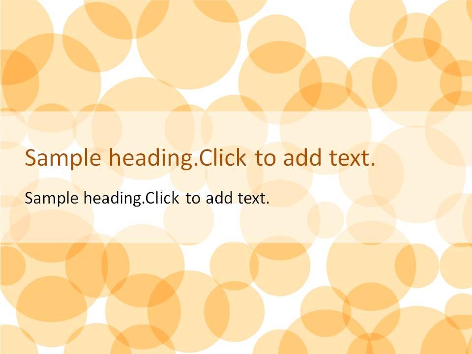 Bubble04-PowerPointテンプレートのアイキャッチ画像