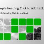 Rounded corners01-PowerPointテンプレート