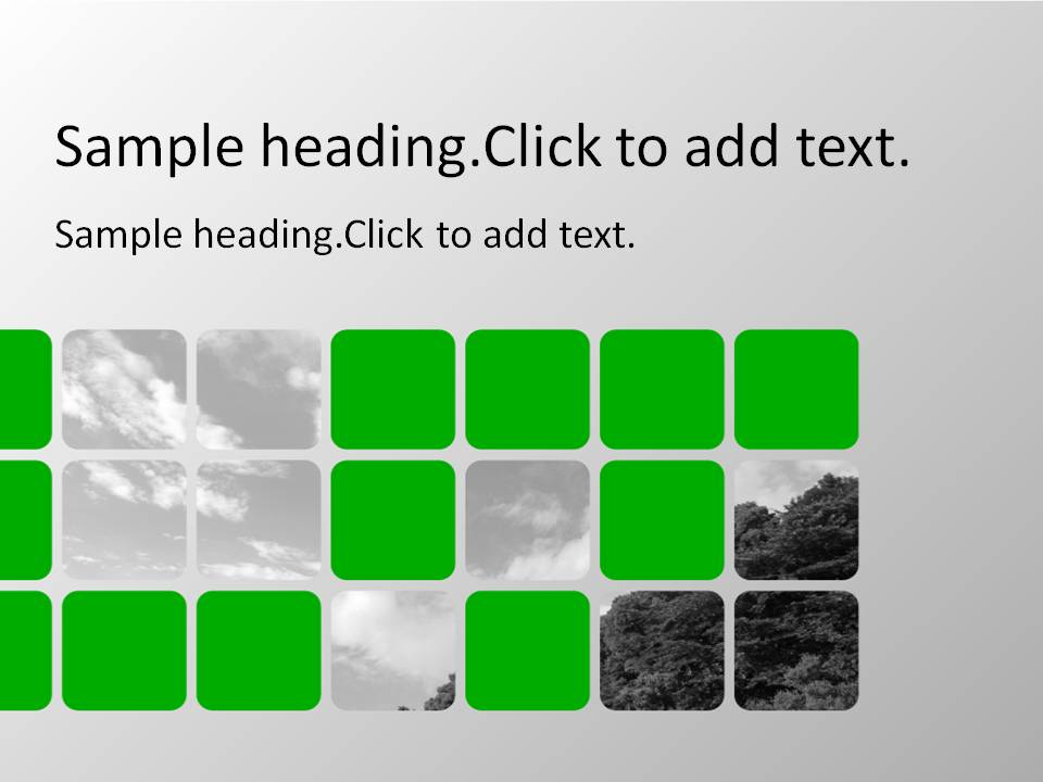 Rounded corners01-PowerPointテンプレートのアイキャッチ画像