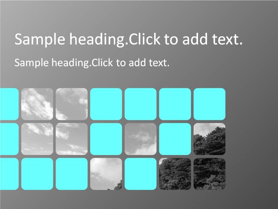 Rounded corners02-PowerPointテンプレートのアイキャッチ画像