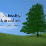 Wood01-PowerPointテンプレート
