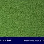 Lawn02-PowerPointテンプレート