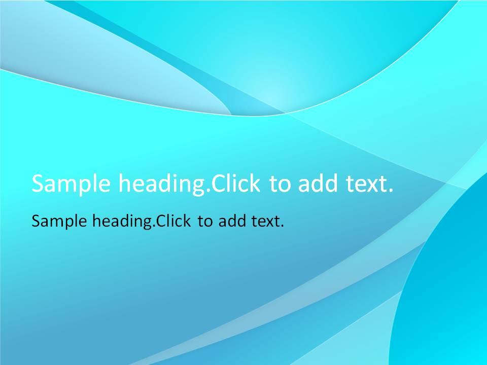 Aqua01-PowerPointテンプレートのアイキャッチ画像