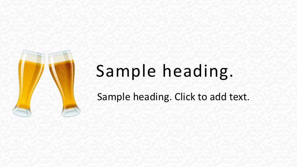 beer01-PowerPointワイドテンプレートのアイキャッチ画像