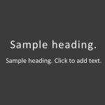 Leaf04-PowerPointワイドテンプレート