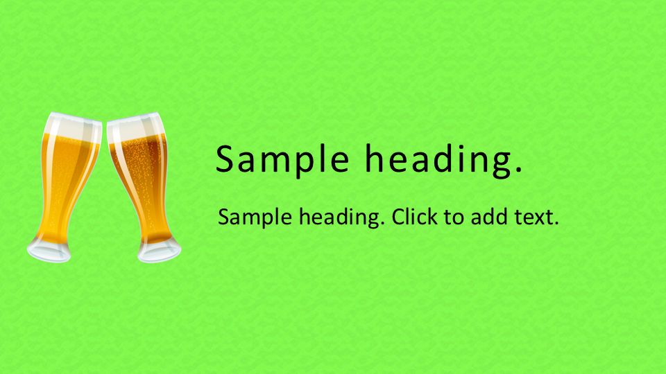 beer02-PowerPointワイドテンプレートのアイキャッチ画像