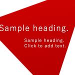 3D Animation01-PowerPointワイドテンプレート