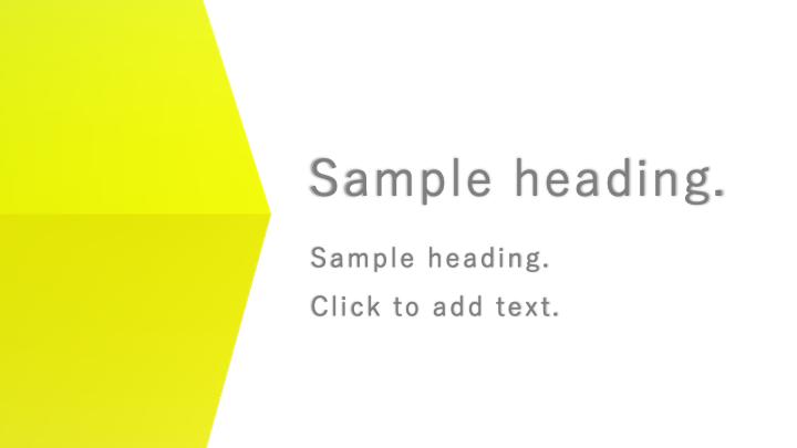 3D Animation05-PowerPointワイドテンプレートのアイキャッチ画像